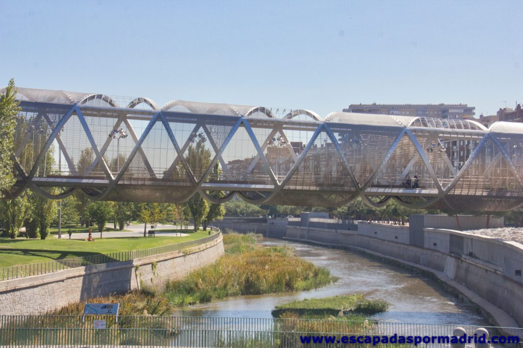foto del Puente de Arganzuela