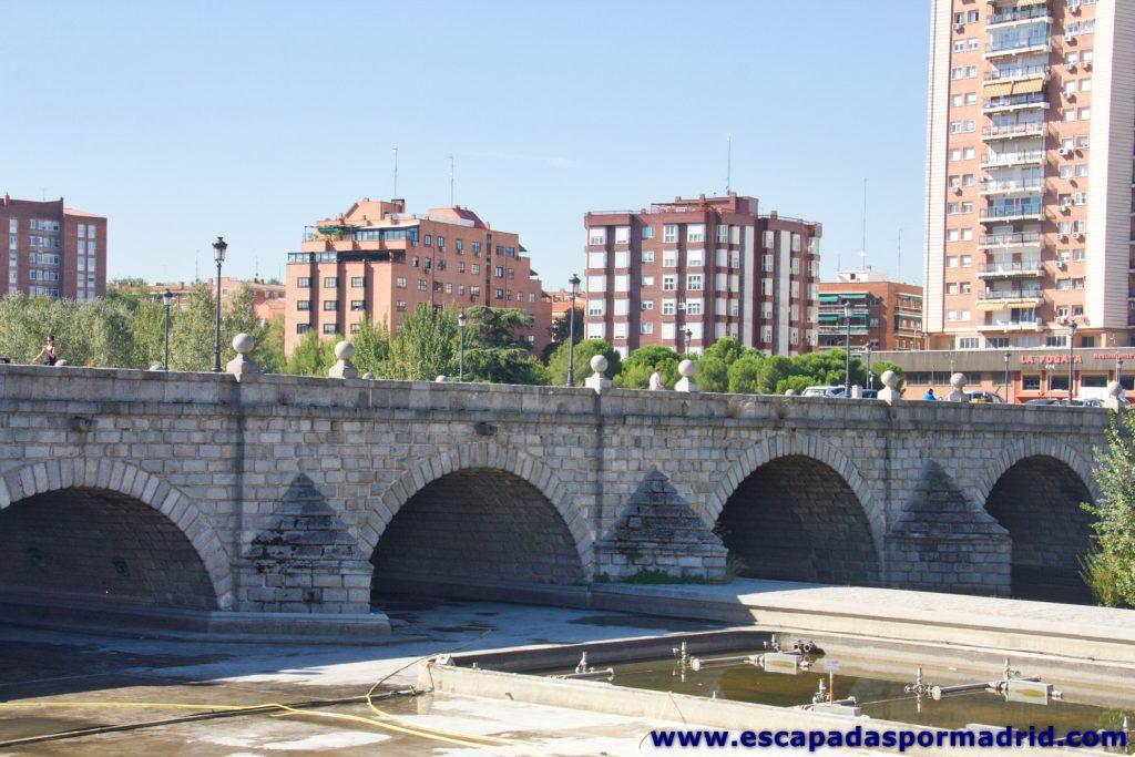foto del Puente de Segovia