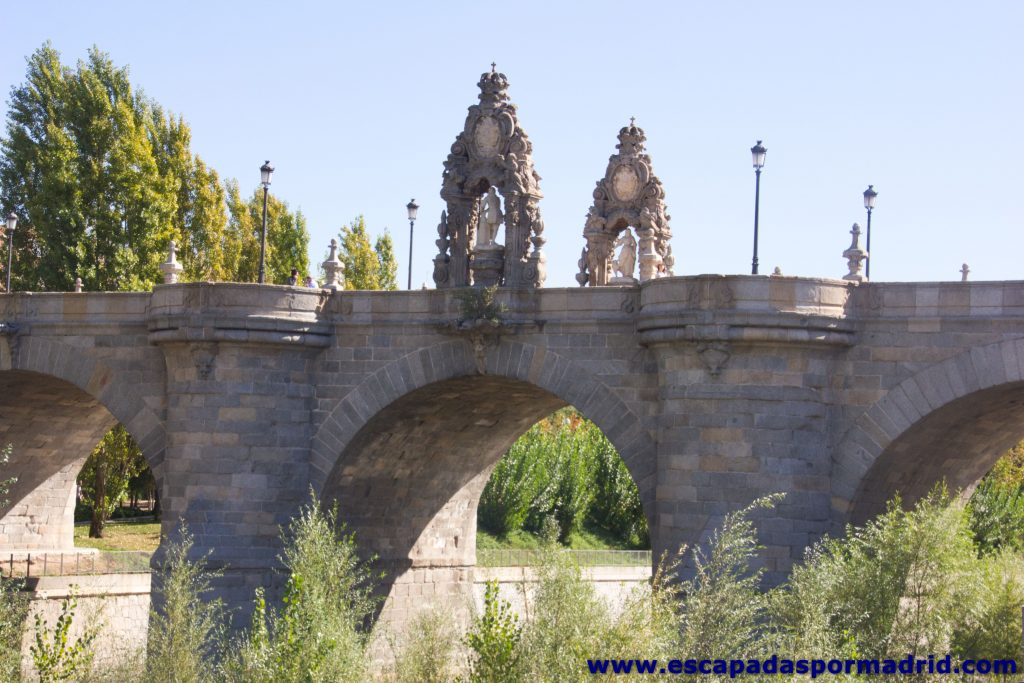 foto del Puente de Toledo