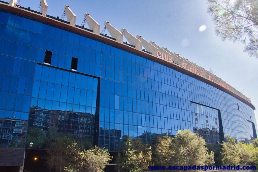 foto del Estadio Vicente Calderón