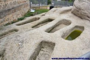 foto de la Necrópolis de Sieteiglesias