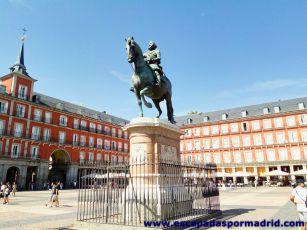 foto de la Plaza Mayor