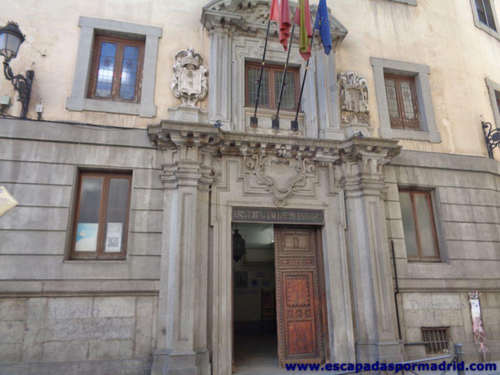 foto de Fachada del Colegio Imperial