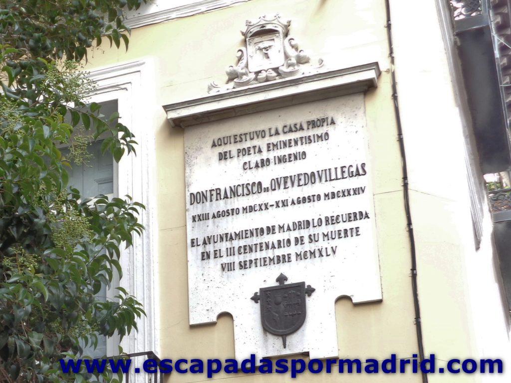 foto de Placa conmemorativa en la vivienda