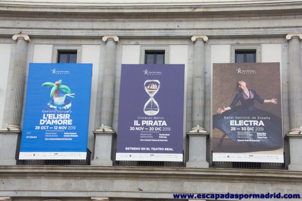 foto de Algunas de las óperas representadas en el Teatro Real