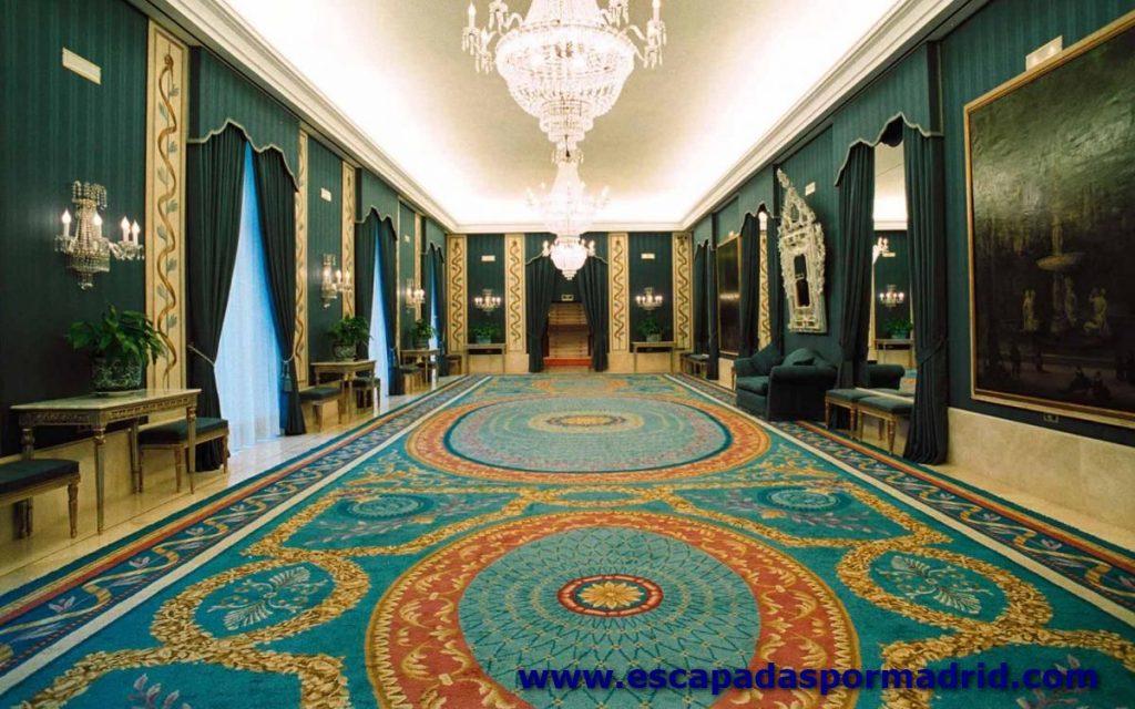 foto del Salón Carlos III
