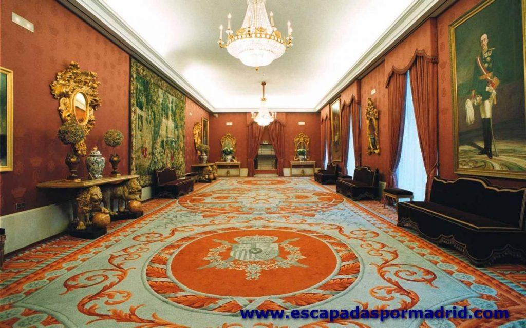 foto del Salón Felipe V